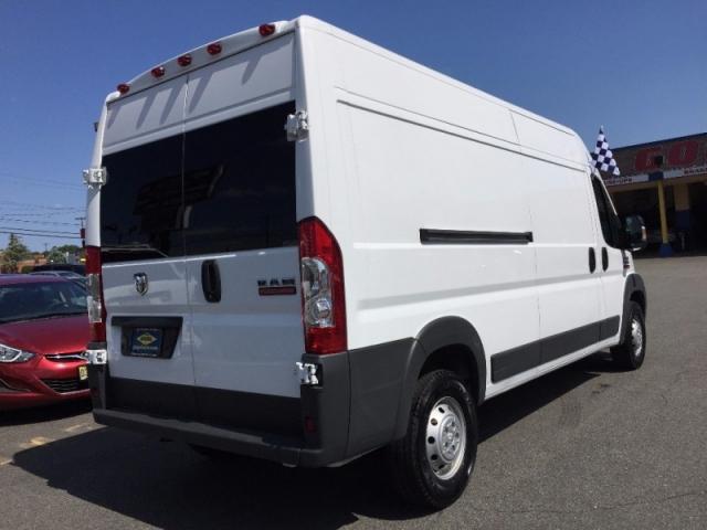 2017 RAM ProMaster Cargo Van 2500 High Roof 159