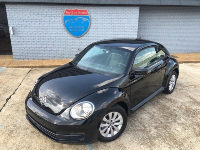 2015 Volkswagen Beetle Coupe 2dr Auto 1.8T Classic *Ltd Avail*