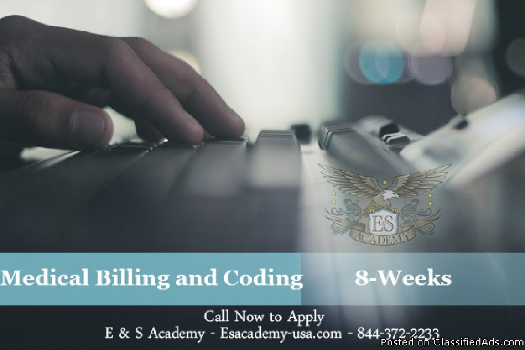 Work in an Office as a Medical Billing & Coding Specialist