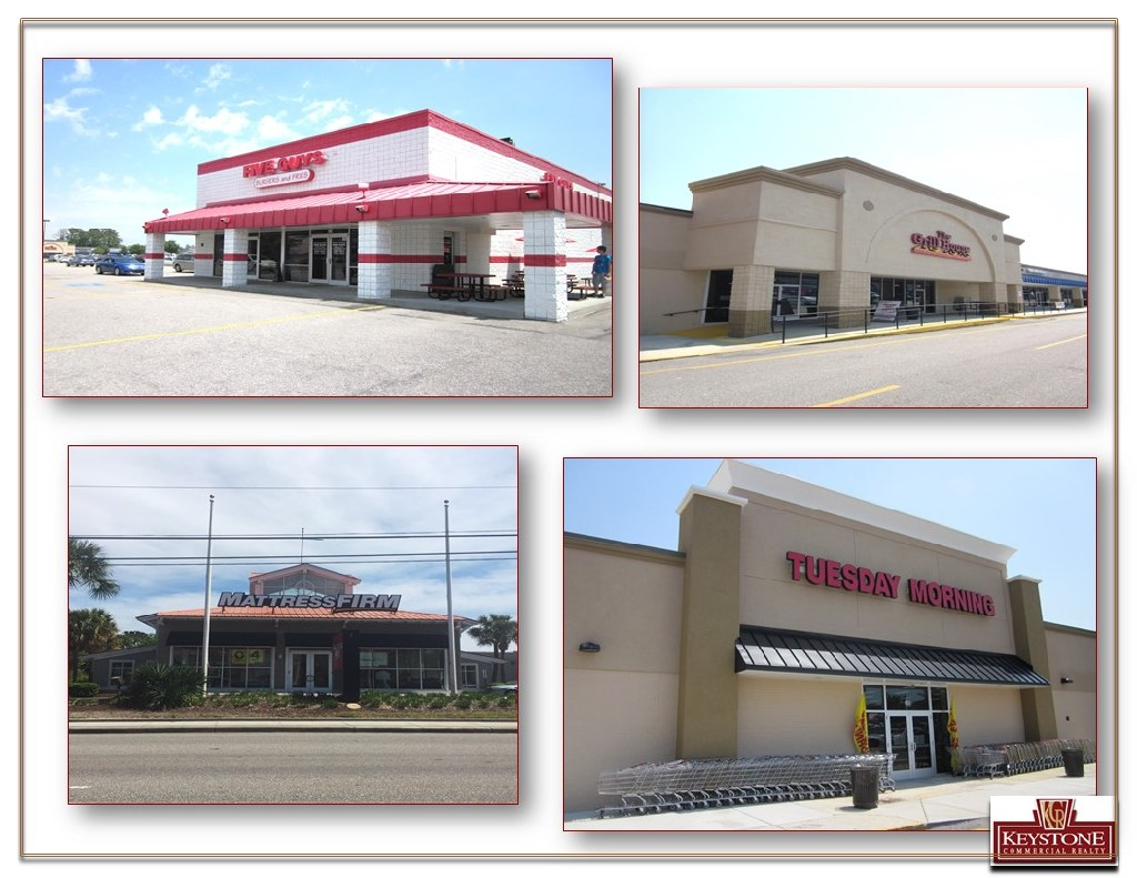 Surfwood Plaza-Retail Space for Lease-Myrtle Beach, SC