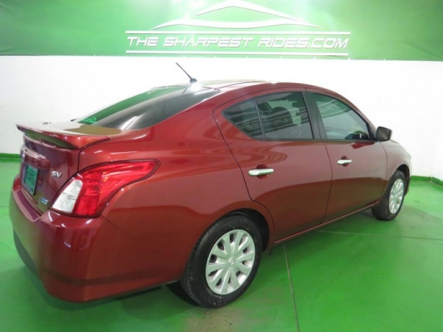 2016 Nissan Versa SV Pure Drive  1_OWNER_CARFAX!