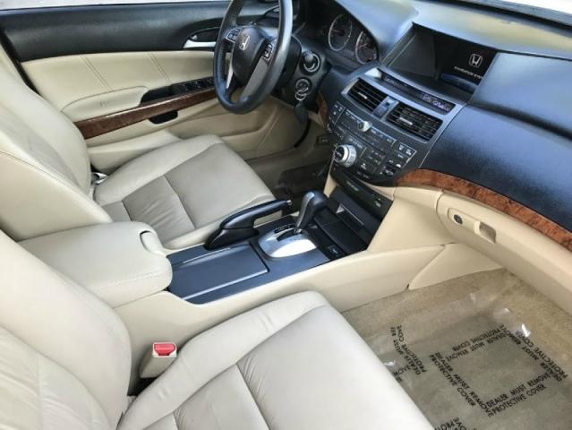 2012 Honda Accord 4dr V6 Auto EX-L