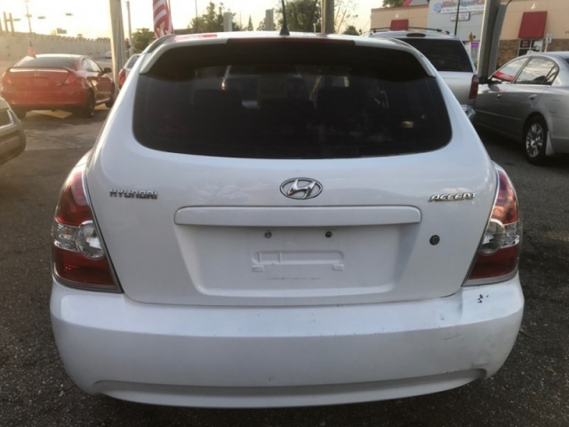 2007 Hyundai Accent 3dr HB Auto GS