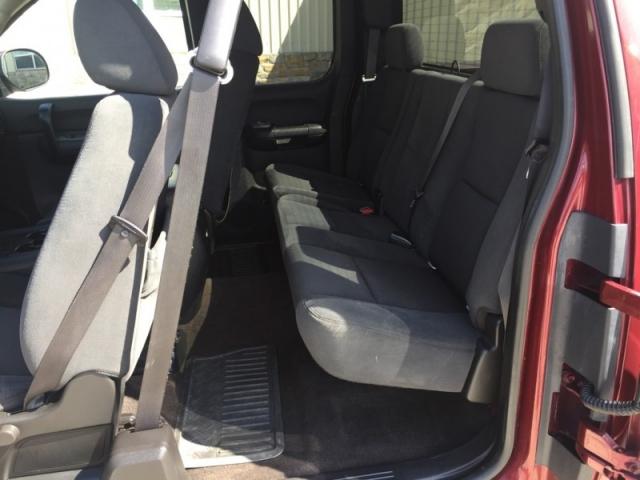 2008 Chevrolet Silverado 1500 2WD Ext Cab  LT