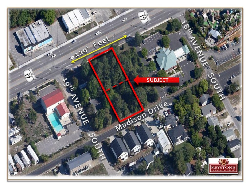 Hoffman Tract-Land For Sale/Lease-North Myrtle Beach