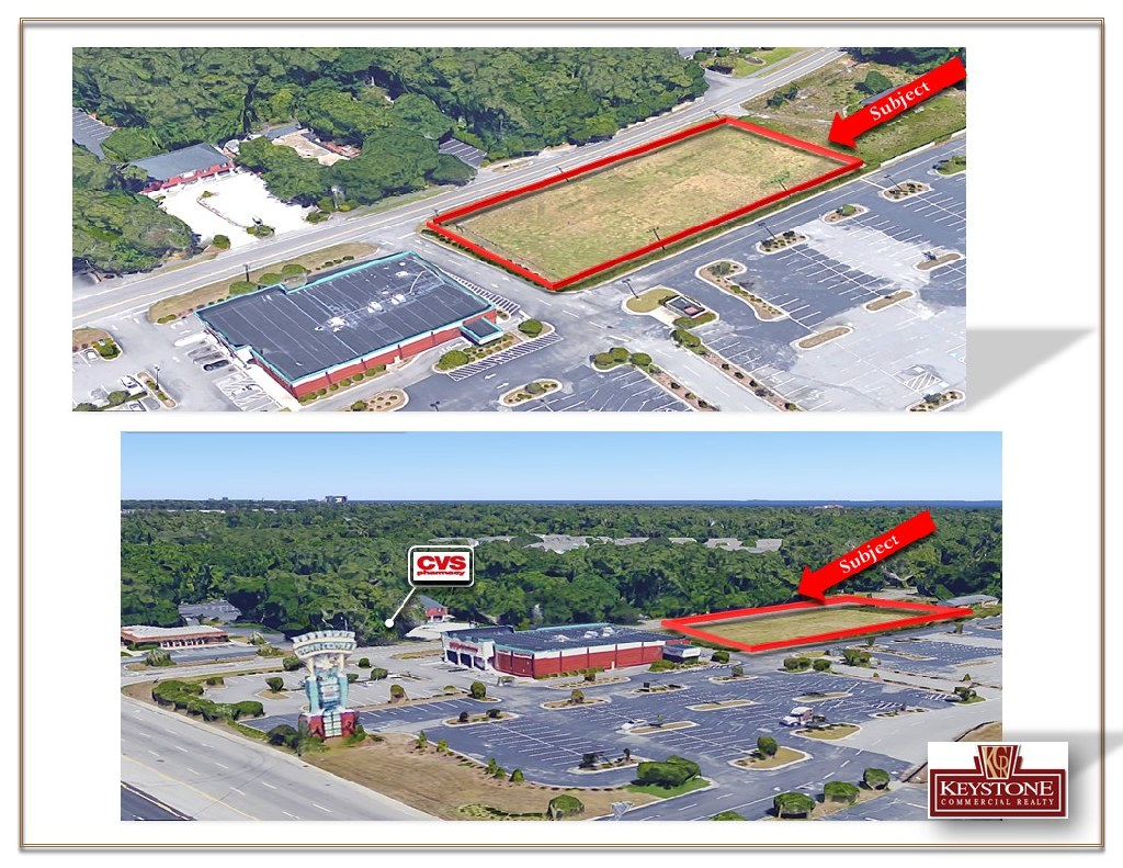 Magnolia Town Center Outparcel-Land for Sale-Myrtle Beach-Keystone Commercial Realty