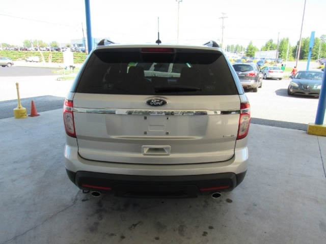 2015 Ford Explorer 4WD 4dr Base