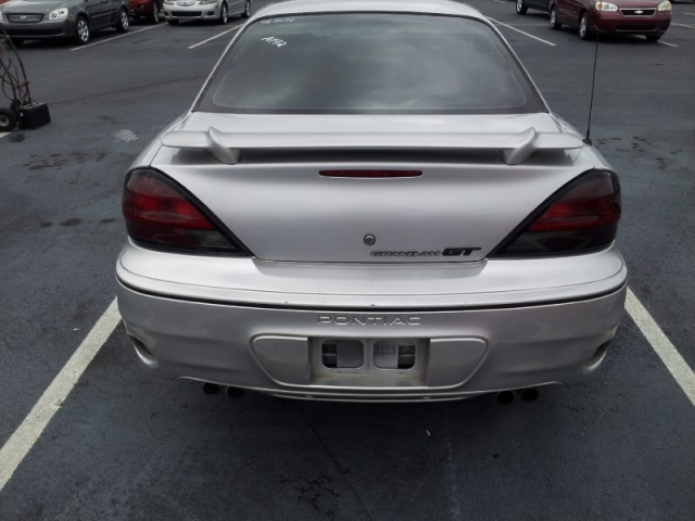 2003 Pontiac Grand Am 2dr Cpe GT1