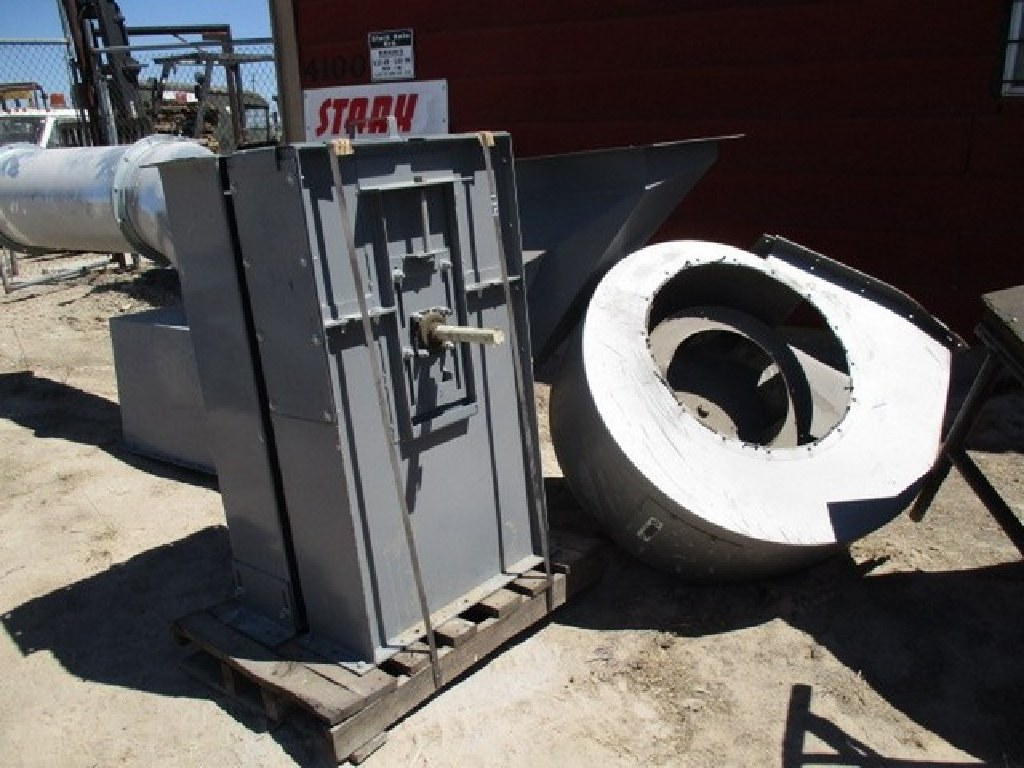 Breco Inc. Abrasive Recovery Equipment RTR#6071922-01