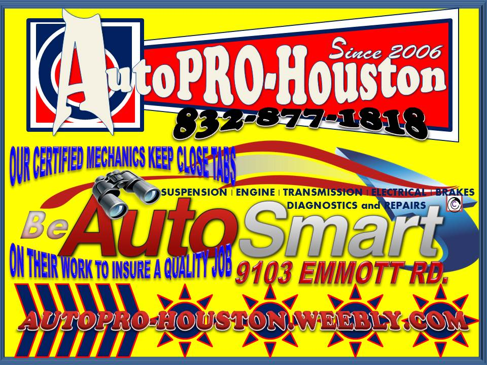 Certified Transmission Repairs for LESS @ AutoPRO-Houston