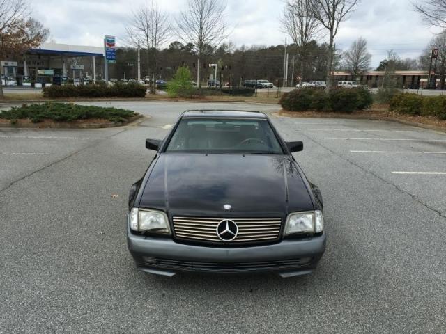 1991 Mercedes-Benz 500-Class 500 SL 2dr Convertible