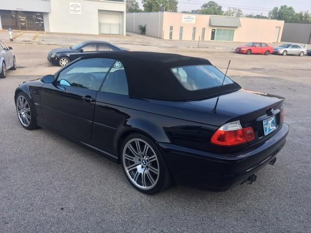 2005 BMW 3-Series M3 2dr Convertible