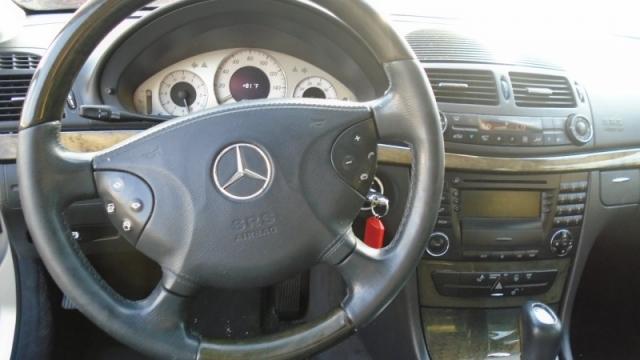2003 Mercedes-Benz e500