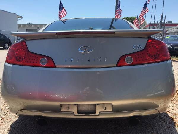 ** 2006 INFINITI G35 COUPE MUST SEE **