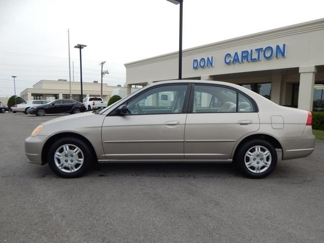 2002 Honda Civic LX