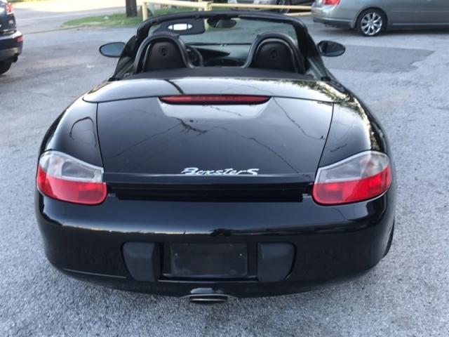 2001 Porsche Boxster 2dr Roadster 5-Spd Manual