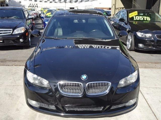 2007 BMW 3-Series 335i RWD