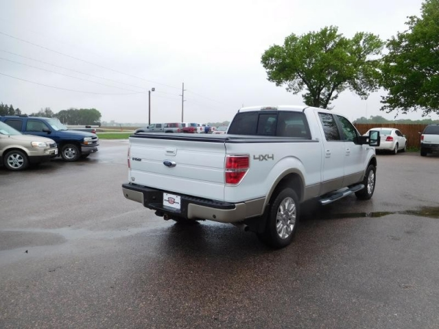 2009 FORD F150 SUPERCREW