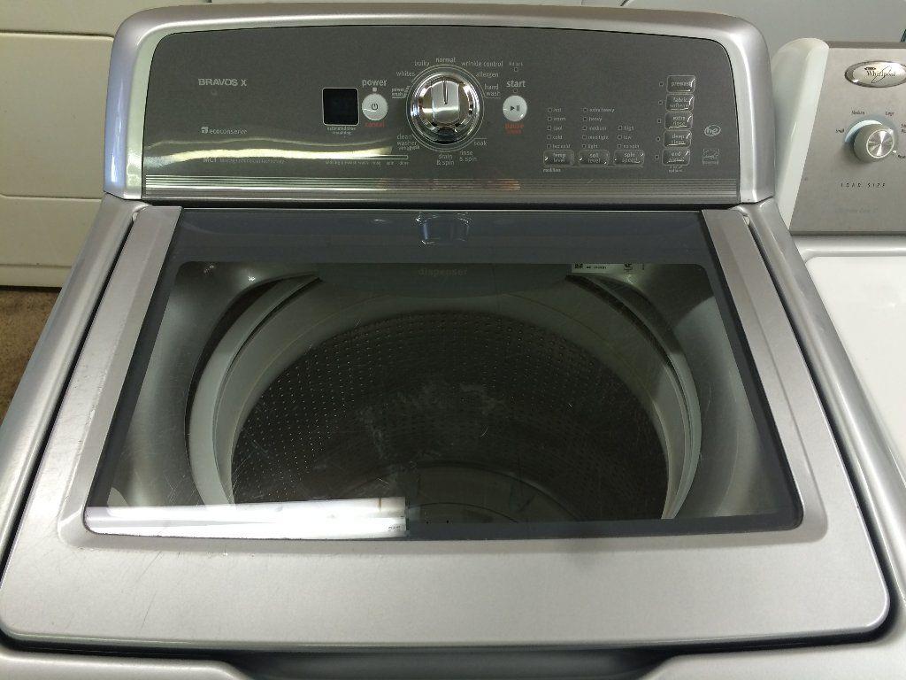 Maytag Bravos HE Washer
