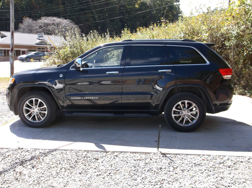 2015 Grand Cherkee Limited 4 WD