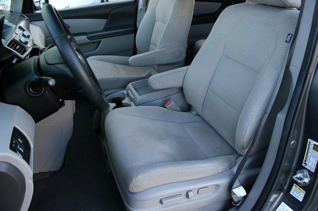 2012 Honda Odyssey EX 5dr EX