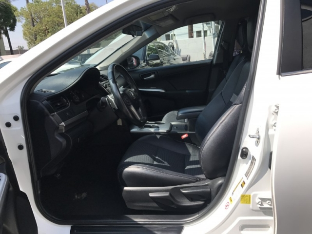 2013 Toyota Camry SE SEDAN 4D