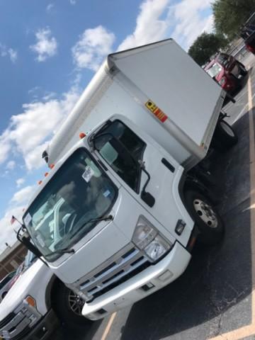 2012 Isuzu Other box truck