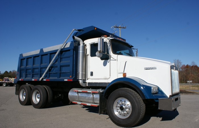 Dump truck financing with challenged credit