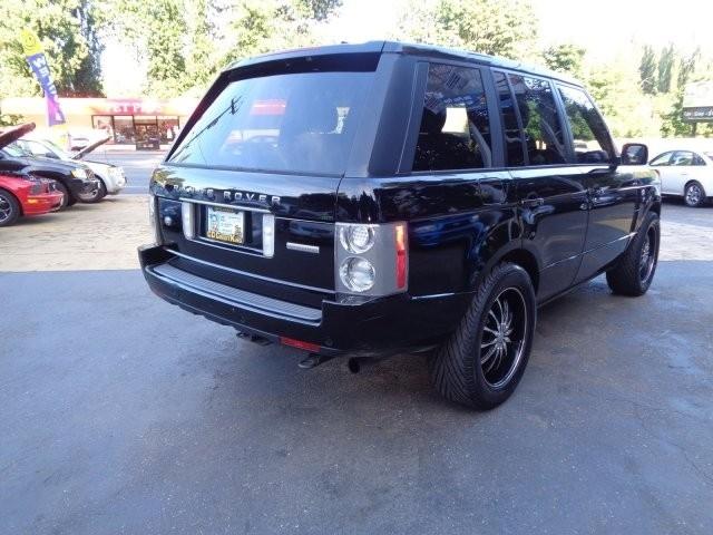 2006 Land Rover Range Rover SC
