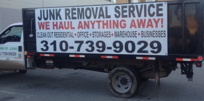 I dream of junk / Junk removal service