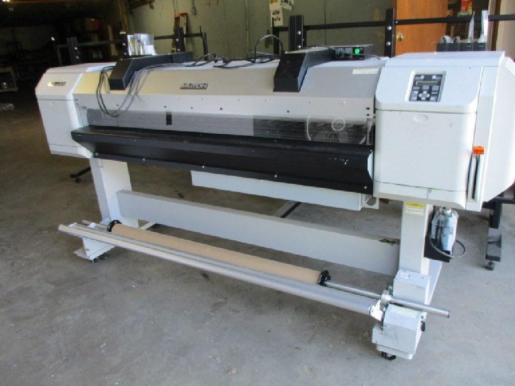 "Mutoh ValueJet 1617H Hybrid 64"" Printer, Non-op RTR#7044879-01"