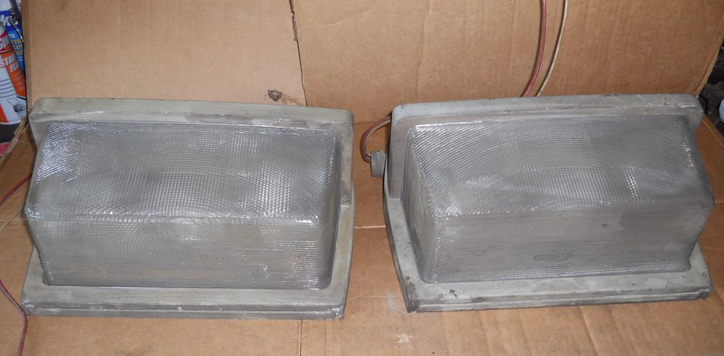 Security lights { 2 of them }