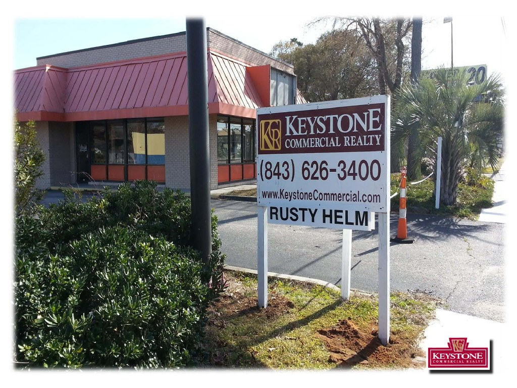 Former Bojangles-2,590 SF-Space for Lease