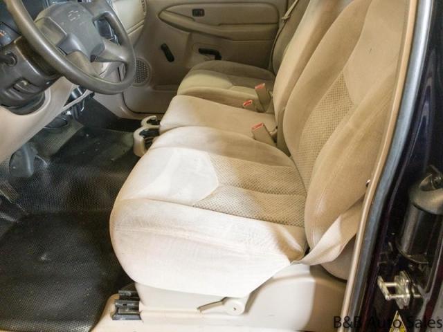 2005 Chevrolet Silverado 1500 Ext Cab