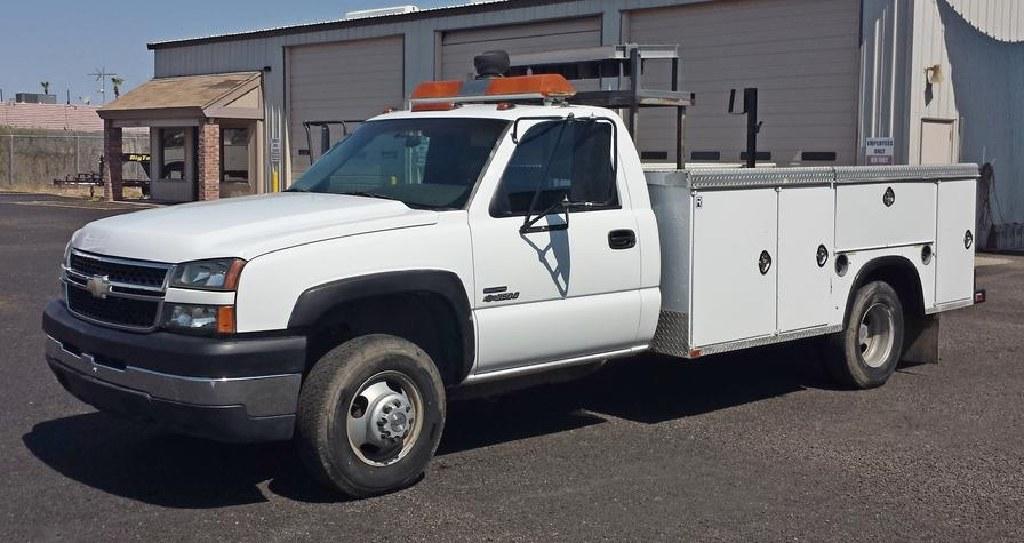 2006 Chevrolet 3500 Utility Bed**Diesel**