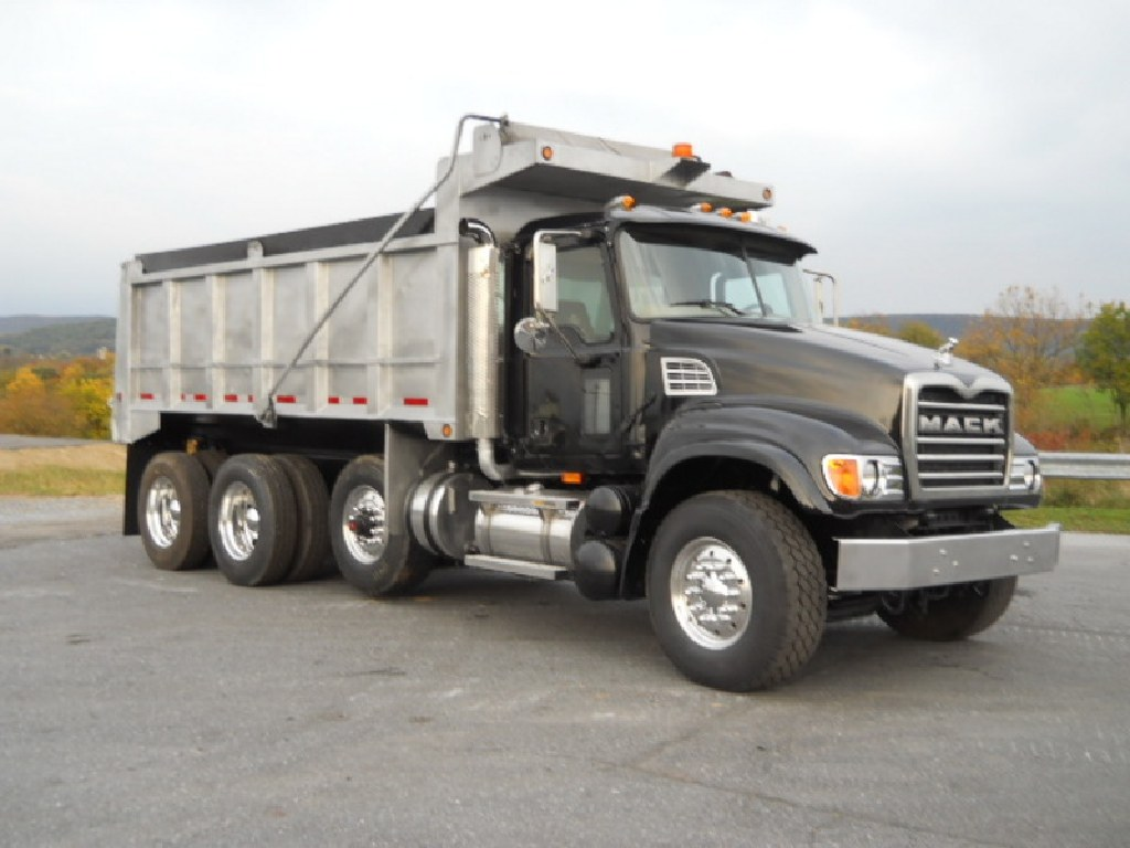 Contact us to finance a dump truck - All credit types are welcome