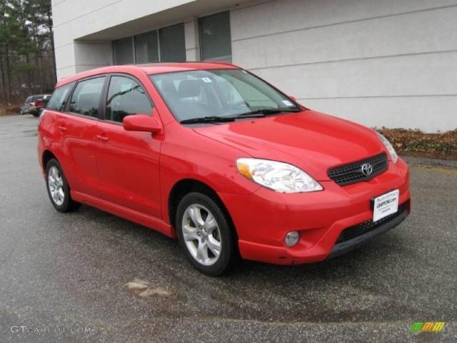 2003 Toyota Matrix 5dr Wgn Std Auto (Natl)