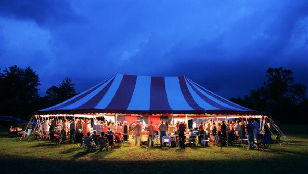 >THE GREAT AMERICAN> POLE TENTS! >LARGE AIR DOME ARENAS>ON SALE!!