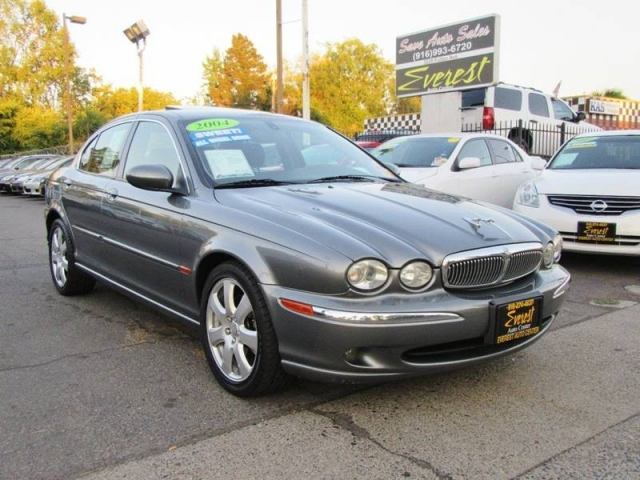 2004 Jaguar X-Type 3.0 AWD 4dr Sedan
