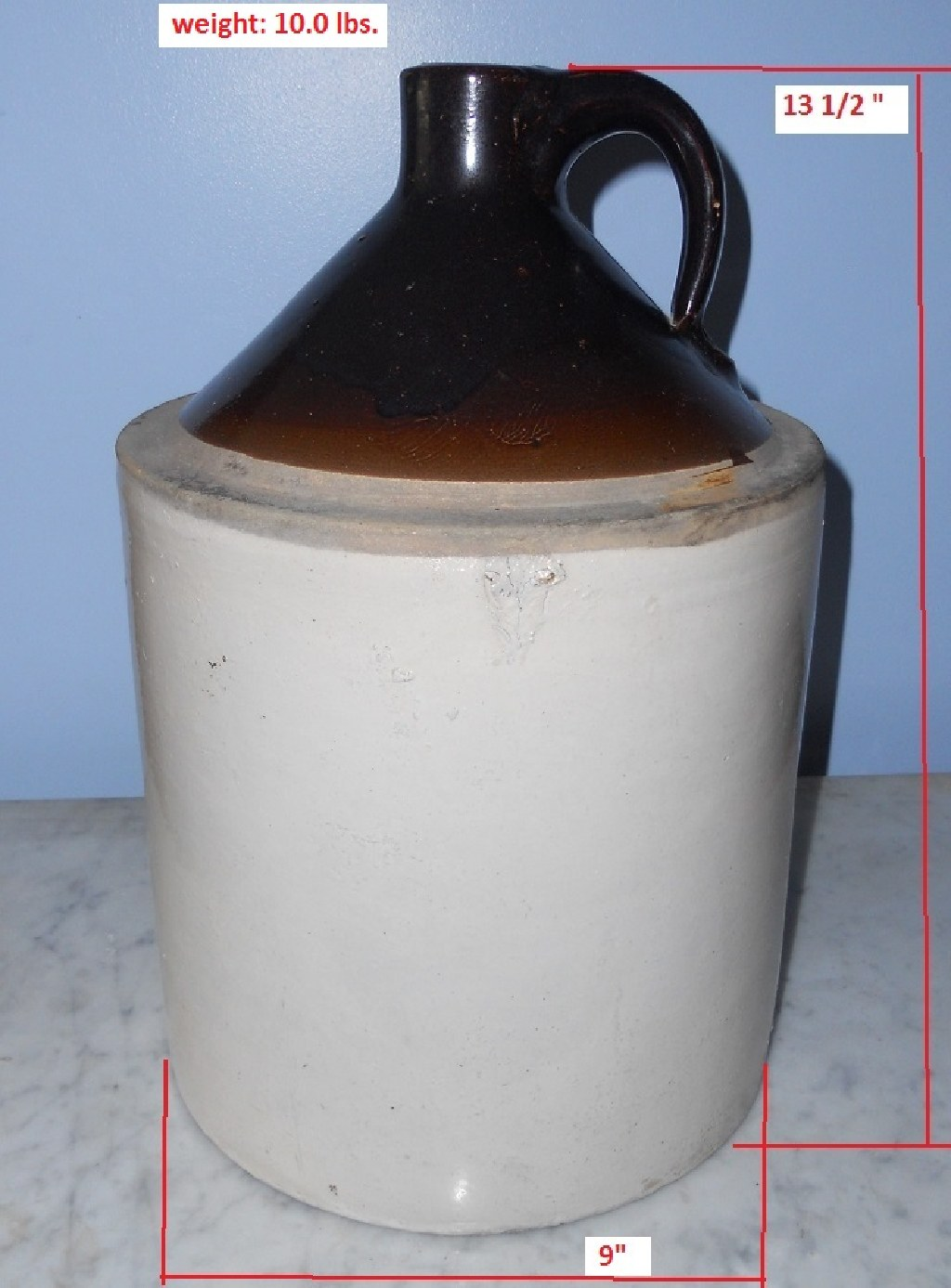 old crocks and old whiskey jugs