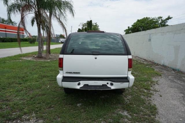 2004 Chevrolet Blazer 4dr 4WD LS