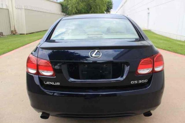 2006 Lexus GS 300 Navigation