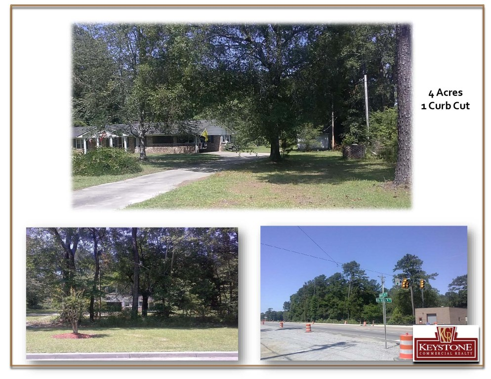 Highway 707 & Big Block Road-4 Acres-Land For Sale-Myrtle Beach-Keystone Commercial Realty