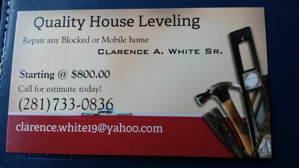 Quality House Leveling