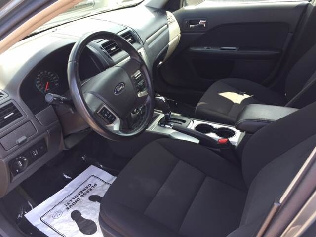 2012 Ford Fusion Hybrid Base 4dr Sedan
