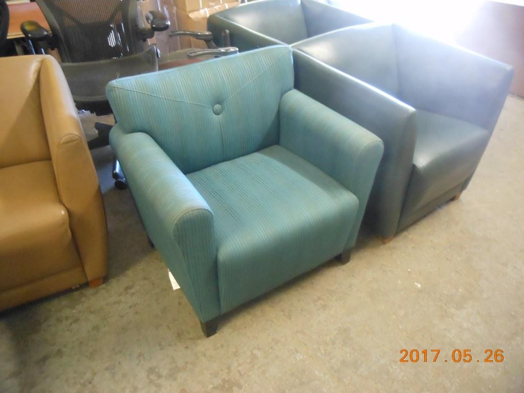 Club chairs