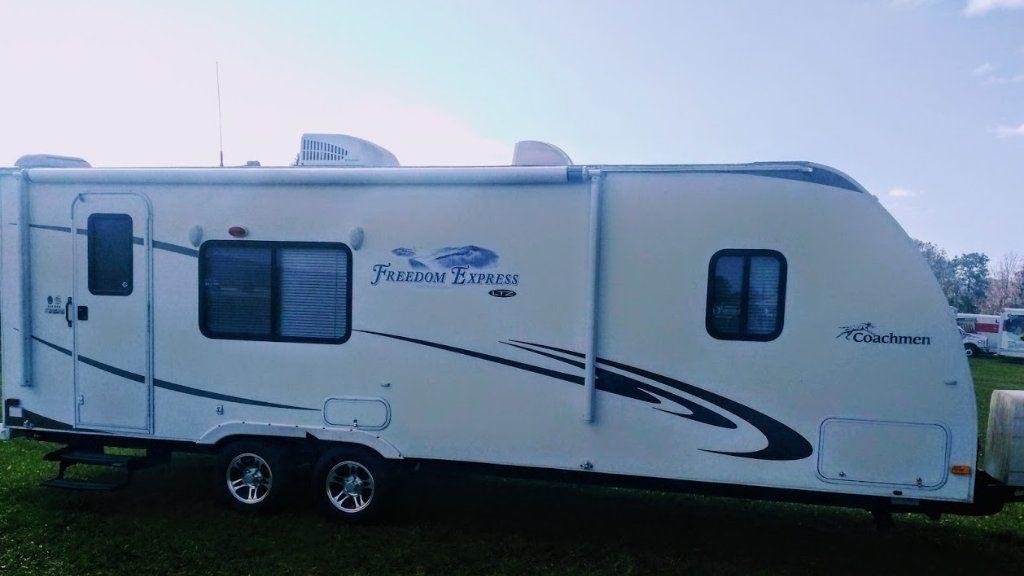 2011 Coachmen Freedom Express 246RKS | 2011 Camper in ...