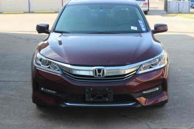 2016 Honda Accord Sedan EXL V6