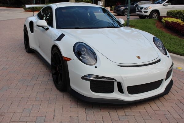 ** 2016 PORSCHE 911 GT3 RS ONLY 368 MILES/LIKE NEW **