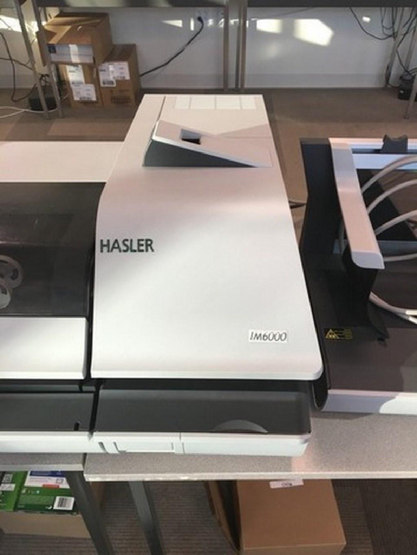 Hasler IM6000 High Volume Mailing System RTR#7013320-01